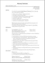 dental assistant resume exles resume exles pharmacy technician therpgmovie