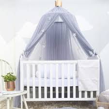 Lace Bed Canopy Baby Princess Dome Bed Canopy Children Netting Curtains Tent Bed
