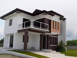flat roof design on house