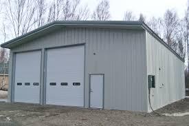 Steel Building Floor Plans by Arctic Fox Steel Buildings