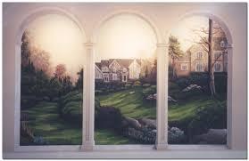 interior design interior wall mural painting decorate ideas
