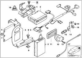 original parts for e39 520d m47 sedan audio navigation