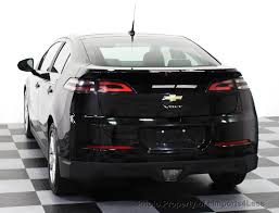 2012 used chevrolet volt navigation leather back up camera at
