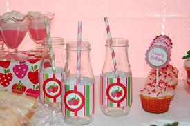 strawberry shortcake birthday party ideas strawberry shortcake party