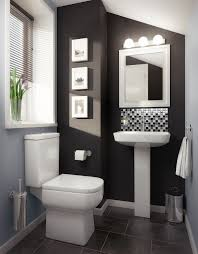Decorating Ideas Small Bathrooms Storage Ideas For Small Bathrooms Images Cloakroom Bathroom