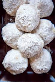 mexican wedding cookies recipe simplyrecipes com