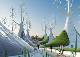 vincent callebaut proposes permeable floating landscape to create