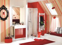 Kids Bathroom Paint Ideas by Bathroom Design 2017 Modern Kids Bathroom Ceramic Red Vanity