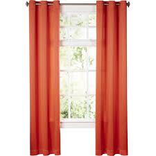 Burnt Orange Curtains And Drapes Innovative Burnt Orange Sheer Curtains And Orange Curtains Drapes