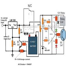 Solar Street Light Circuit Diagram by A New Solar Wind Charge Controller Based On The 555 Chip