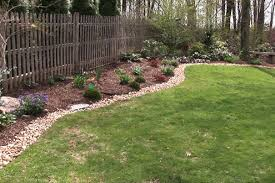 Rocks For Garden Edging Landscape Design Ideas With Rocks