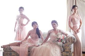Designer Wedding Dresses Gowns Lace Bridal Gown And Entourage By Camille Co Camille Tries To Blog