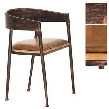 Clp Industrial Design Stuhl Belvedere Gepolstert Mit Lehne Mit