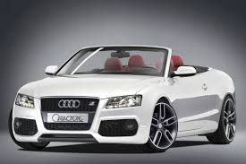 convertible audi white audi a5 convertible by caractere news gallery top speed