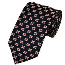 st george s cross flag tie from ties planet uk