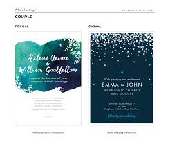 Wedding Invitations Examples How To Word Your Wedding Invitations U2013 Project Pretty