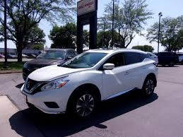 nissan murano white 2016 nissan murano suv in iowa for sale used cars on buysellsearch