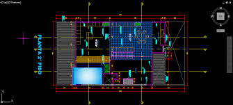 five dwg projects free download architecture design sketchup
