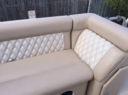 Car Seat Re Upholstery Pantoon Boat Custom Interior Re Upholstery U2013 Total Trim Com