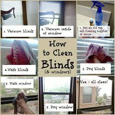 How To Wash Blinds In The Washing Machine 15 Best Make U0026 Do Cleaning Blinds Images On Pinterest Cleaning