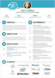 creative graphic design resume template sample psd format graphic