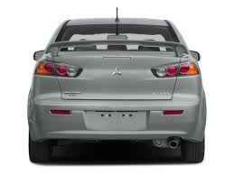 2015 mitsubishi lancer price trims options specs photos