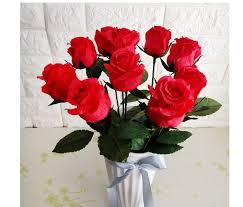 glass roses popular glass roses flower buy cheap glass roses flower lots from