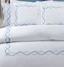 dea embroidered linens sorrento italian embroidered bedding