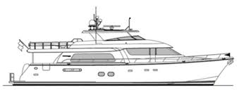 westport yachts pacific mariner 85 2011 2011 reviews