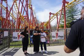 Where Is Six Flags America Photo Gallery Fun At U0027six Flags America U0027 Dcw50