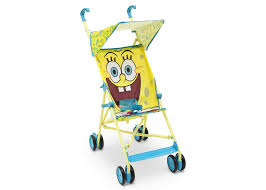 spongebob umbrella stroller delta children u0027s products