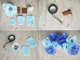 Bridal Shower Centerpieces Picture Of Diy Floral Mobile For Your Bridal Shower Decor