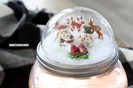 diy jar lid snow globe allcrafts free crafts update
