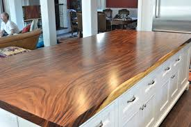 guanacaste parota live edge wood slab countertop photo gallery guanacaste parota wood slab floating countertop