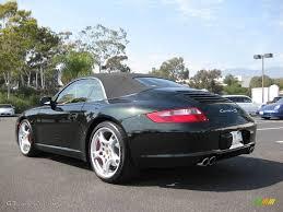 porsche 911 olive green 2006 dark olive metallic porsche 911 carrera s cabriolet 5598576