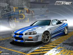 nissan gtr skyline wallpaper nissan skyline gtr r34 2 fast 2 furious wallpaper 1024x768 free