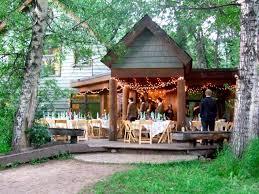 cheap wedding venues in colorado rustic aspen wedding venues