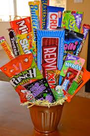 candy basket ideas diy candy gifts rawsolla