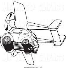 volkswagen bug drawing royalty free stock auto designs of vw bugs