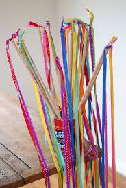 ribbon wands ribbon wand party favor paperfish designs