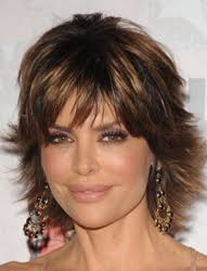 does lisa rinna have fine hair layered bangs for short fine hair hairboutique articles