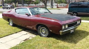 huge muscle car pictures of a 1970 torino 429 cobra jet cars