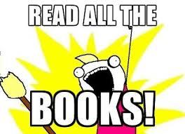 Buy All The Books Meme - fancy buy all the books meme inspiring books for girls about