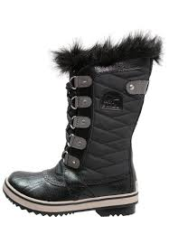 sorel tofino womens boots size 9 sorel boots tofino ii winter boots black quarry sorel