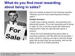 Outside Sales Resume Sample by Outside Sales Representative Interview Questions And Answers