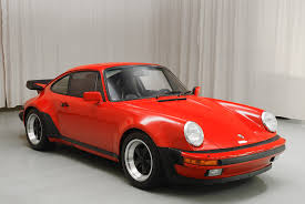 80s porsche 911 turbo 1985 porsche 930 turbo coupe hyman ltd classic cars