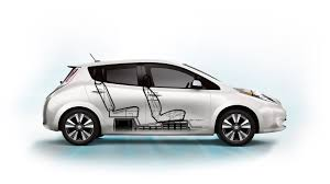 nissan leaf electric car battery