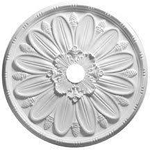 Cheap Ceiling Medallions by Ekena Millwork 22 5 8 In Bordeaux Ceiling Medallion Ceilings