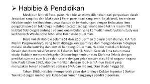 biografi bj habibie english biografi bj habibie