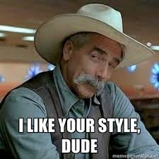 The Dude Meme - i like your style dude viral viral videos